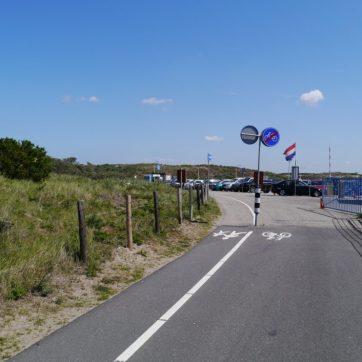Arriving at Wassenaarse Slag