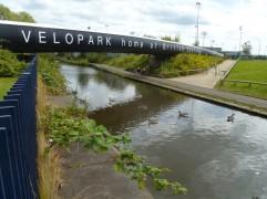 The bridge over the Ashton Canal