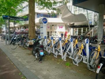 OV-fiets parking