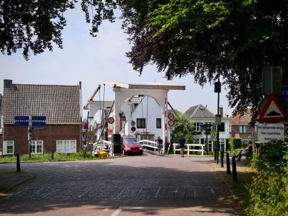 Crossing the bridge to Breukelen