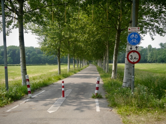 Typical well-designed Dutch filtering