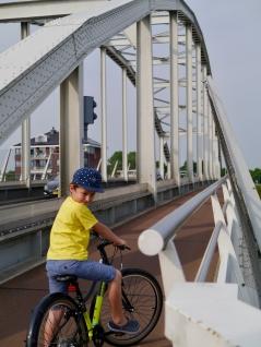 Crossing the Amsterdam–Rhine Canal again