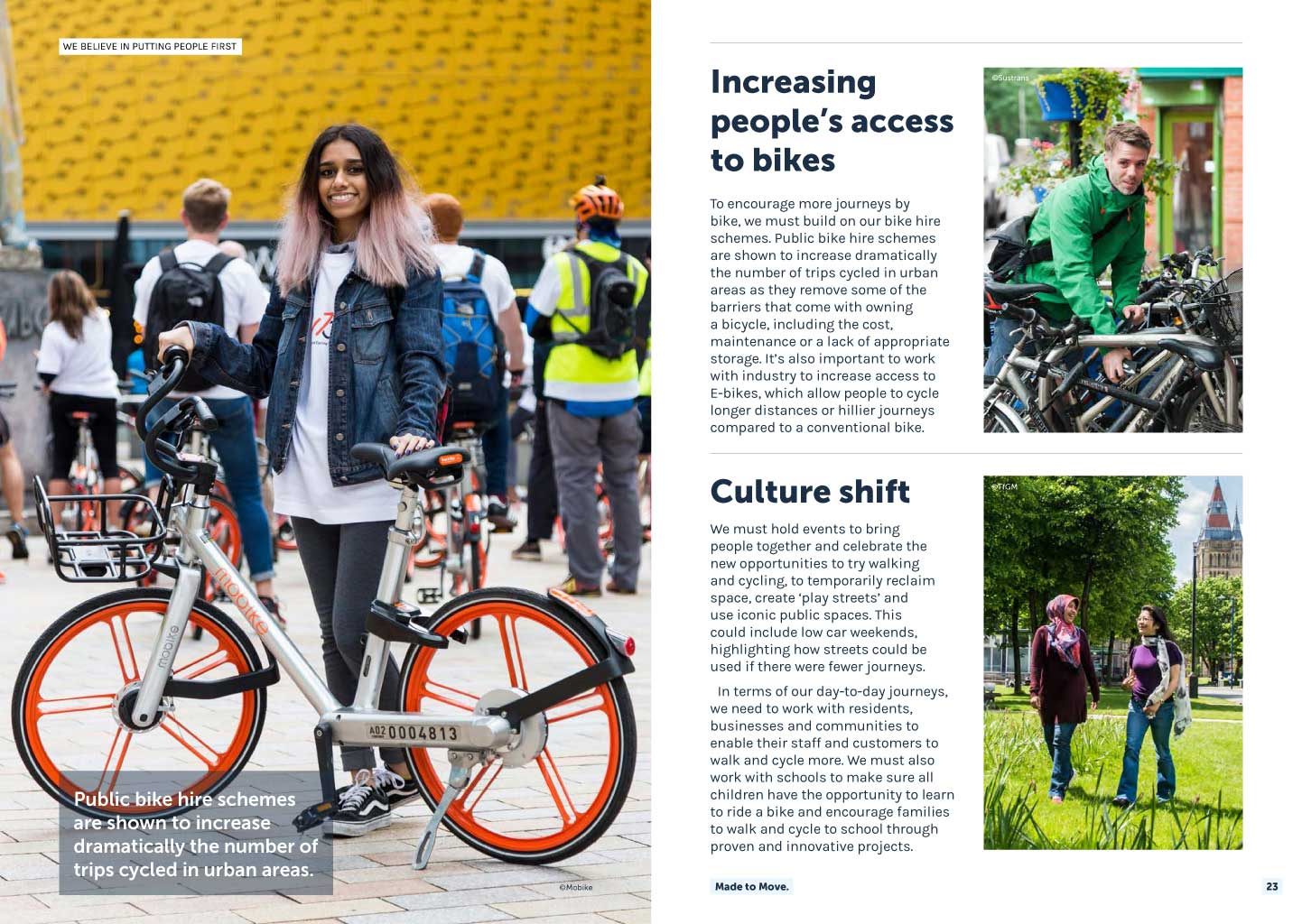 Made To Move Chris Boardman S Plan To Transform Walking And