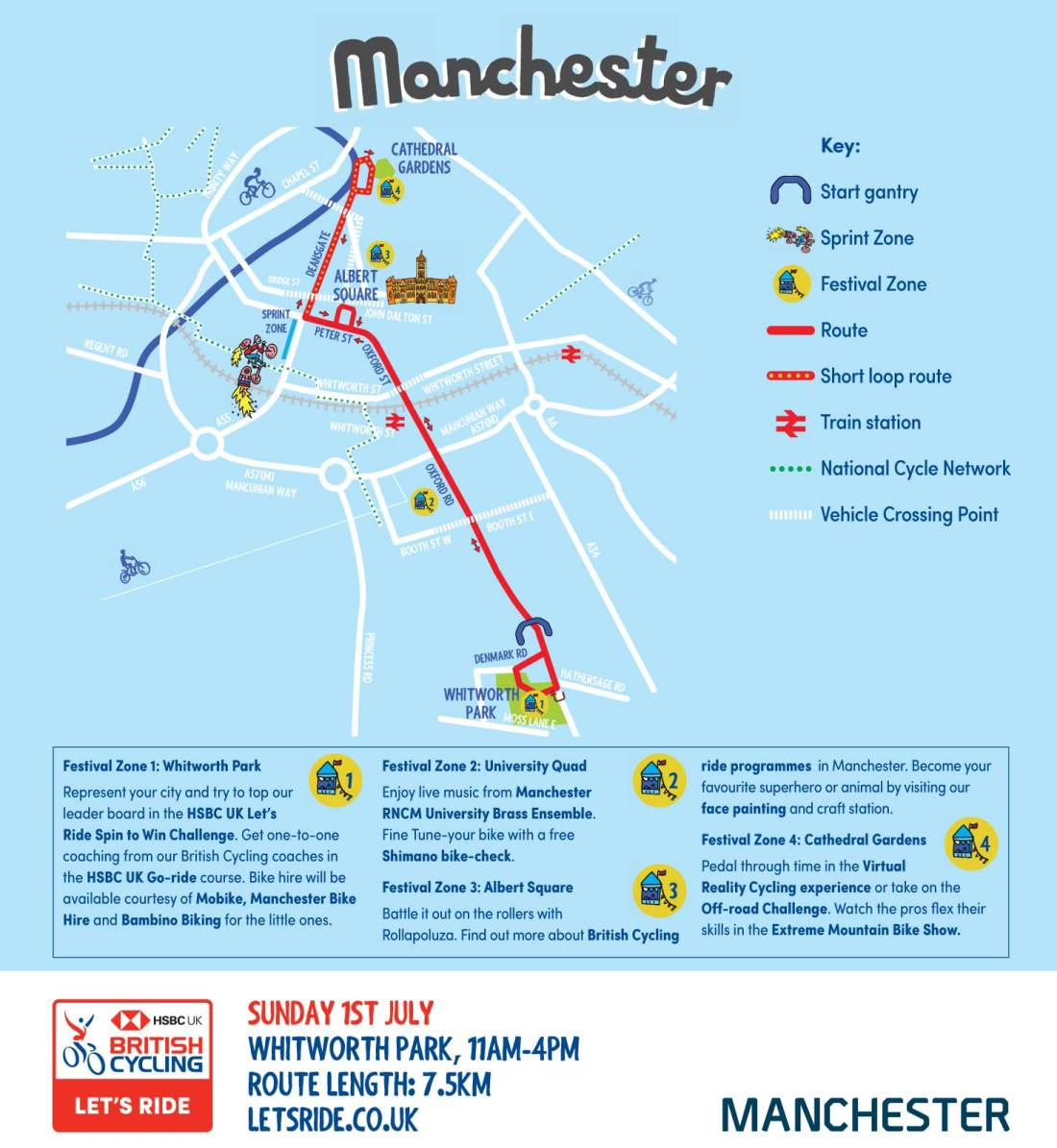 lets-ride-manchester-2018-map